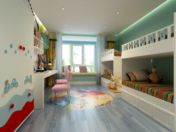 """于是就定位了整个居室 """"浪漫爱情海""""的设计主题,主要以古典法式的风格,浪漫的元素和奢华的各式软装搭配。"""