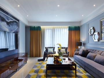 低调的奢华 160平法式浪漫4居室