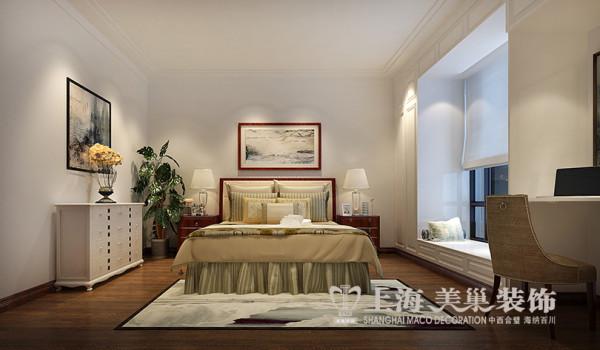 郑州永威翡翠城150平4室2厅新中式风格装修效果图---http://www.chinamaco.cn/demo-info-339.html?u=9