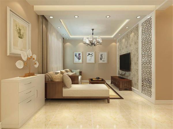 本方案是欧铂城120㎡的户型,设计风格是现代简约。