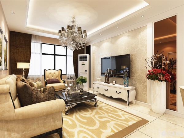 设计的是一简欧风格的作品。简欧风格是欧式装修风格的一种,多以象牙白为主色调,以浅色为主深色为辅。相对比拥有浓厚欧洲风味的欧式装修风格,简欧更为清新、也更符合中国人内敛的审美观念。