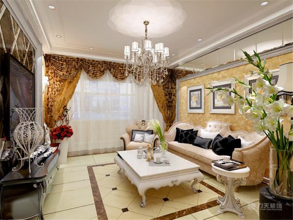 在家装设计中,简欧风格作为一种新兴的装修风格,开始受到人们的欢迎。