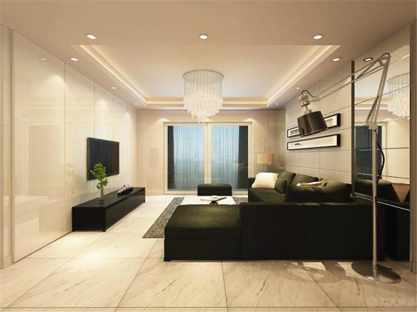 本户型为天房天拖3室2厅2卫1厨的户型,面积为135㎡。设计风格为现代简约。现代简约风格是以简约为主的装修风格。