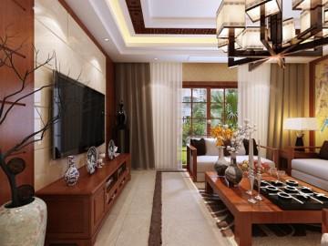 清江泓景139平现代简约风格设计