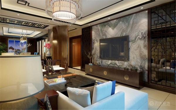 本案为红城标准户型3室2厅2卫1厨149.1㎡的户型。这次的设计风格定义为中式风格。