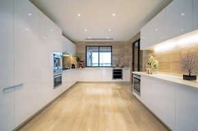 新古典 别墅 小资 沉稳 厨房图片来自孟庆莹在新古典风格之金隅·澜湾的分享