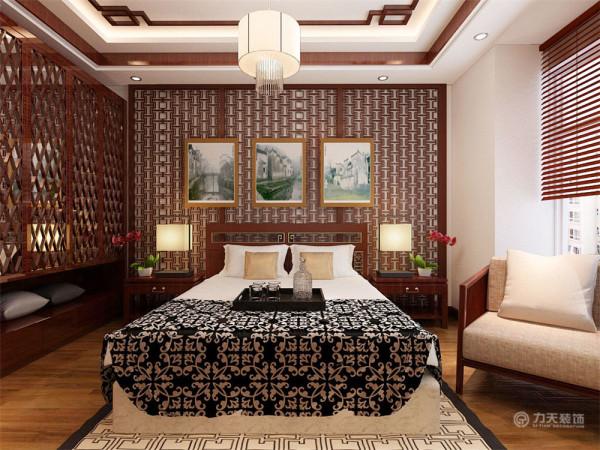 这是碧桂园两室两厅一厨一卫119㎡的一套户型。 这套方案做的是新中式风格。