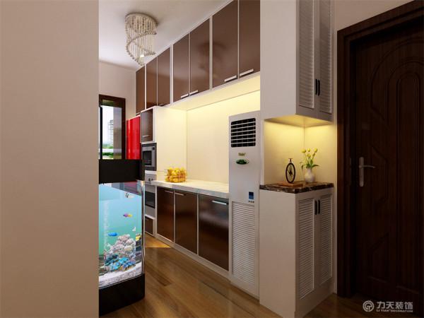 本案为天大新园村户型图两室一厅一厨一卫81㎡的户型。这次的设计风格定义为现代简约风格。