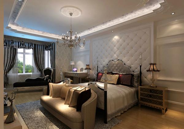 卧室是住宅中一个非常重要的环境之一,也是我们心灵的圣地,在这里我们可以完全地放松,可以让自己变得更有活力,在漫长而又喧闹的工作时间结束后,回到一个温馨、舒适而又安静的卧室.