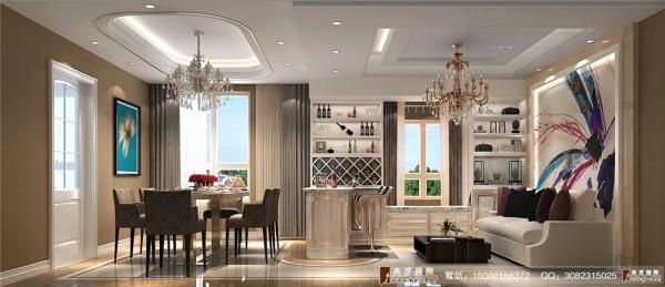 雍湖湾餐厅细节效果图----成都高度国际装饰设计