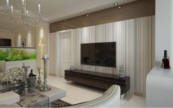 本案是鑫苑鑫城136平的装修设计,客厅以现代简约为主,采用了米换色为主体,层层过渡的阶段,一入门的浅米黄色进行缓慢的缓冲,在到了门厅玄关区域就可以看见沙发背景的颜色咖色。