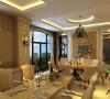 别墅欧式奢华赋予空间优雅姿态