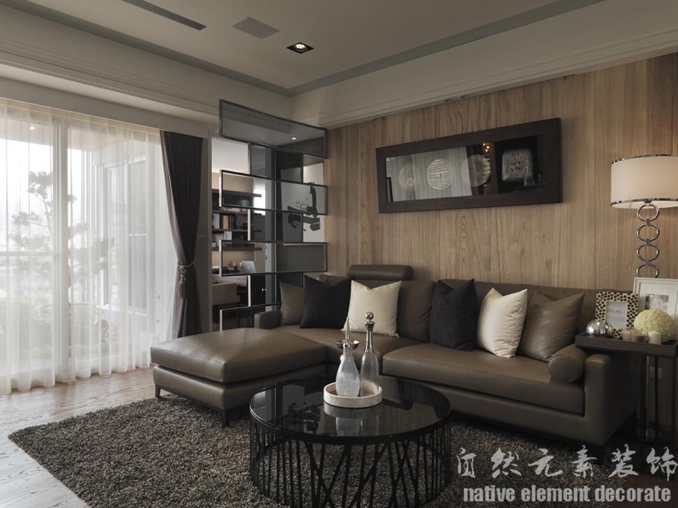汇景豪苑 简约风 舒适 客厅图片来自自然元素装饰在汇景豪苑简约风装修案例的分享
