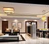 熙龙湾二期—现代中式—四居室