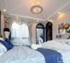 桃苑公寓地中海风格装修案例