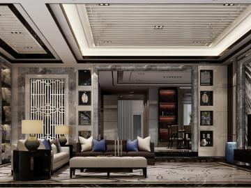 东部华侨城—新中式风格—别墅