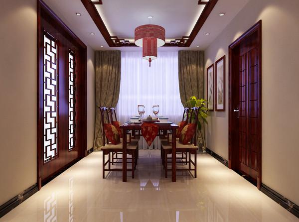 餐厅位置的设计及布局效果