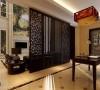 龙湾国际-新中式风格