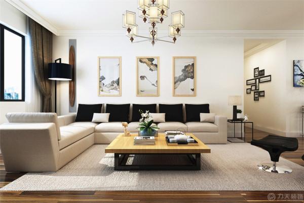 。现代主义风格从简单到复杂,从整体到布局,整体色调以白色为主,其中用一些软装配饰的颜色去局部的点缀,在造型上主要追求简介明快主要以直线造型为主,使得整个空间大气、舒适、流畅。