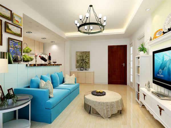 本户型设计成的是一个现代与美式的结合,这样的风格既有美式的舒服,又有现代的美感,以及现代简洁大方,整体户型的效果以白色的吊灯平顶为主