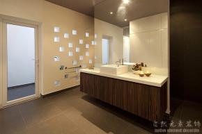 百花苑 宜家 三居 卫生间图片来自自然元素装饰在百花苑宜家风装修案例的分享
