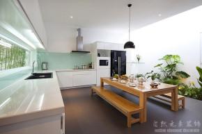 百花苑 宜家 三居 厨房图片来自自然元素装饰在百花苑宜家风装修案例的分享