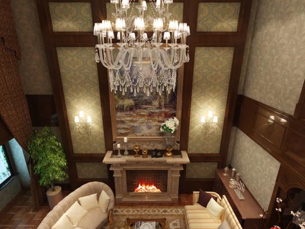 客厅吊灯的样式设计效果