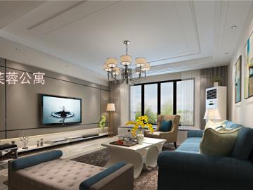 芙蓉公寓现代简约风格