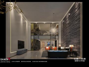 三湘海尚现代简约风格700平别墅