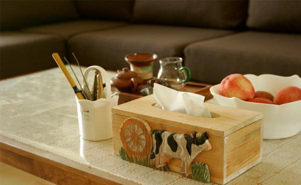 客厅茶几饰品