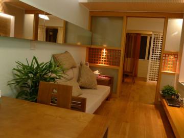 60平米现代风格老房换新家