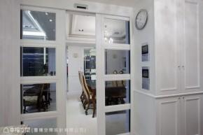 简约 三居 小资 新古典 厨房图片来自幸福空间在120平新古典贴心格局的规划的分享