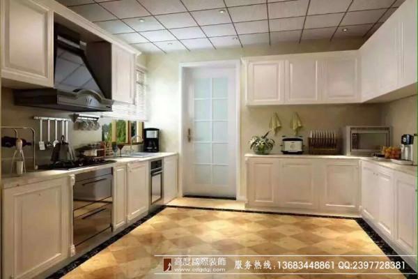 九号公馆 港式风格来袭 高度国际 厨房