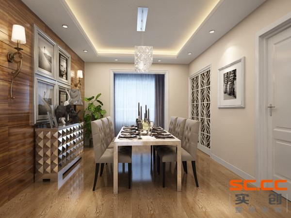 整体风格是用现代而稳重的手法演绎古典的奢华主义,通过区域照明的光影配合复古主义与黑白灰的时尚家居,与巧妙的棕色墙板组合,使整体气氛在华贵中平衡,同时又不失高尚的生活品味。