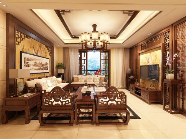 本案为华润橡树湾,两室一厅一厨一卫82㎡户型。本案风格定义为新中式,新中式装修比较注重古典古香的基调、家具与装饰搭配。