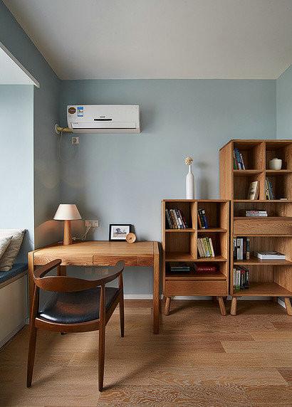书房简洁大方