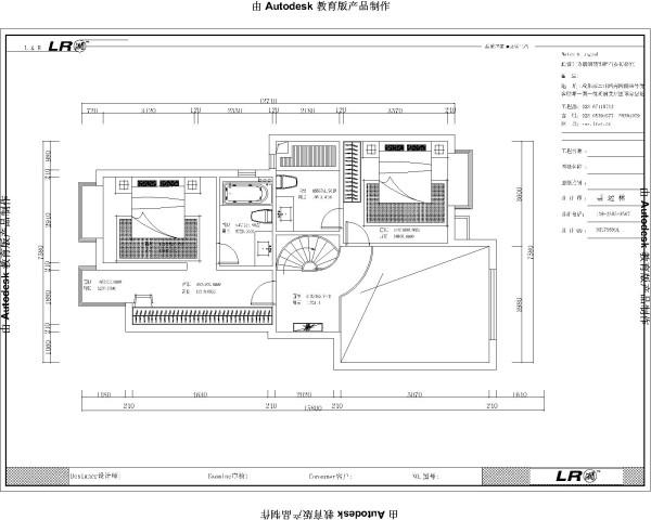 2楼布局图