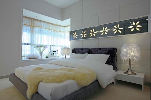 主卧室整体设计效果展示