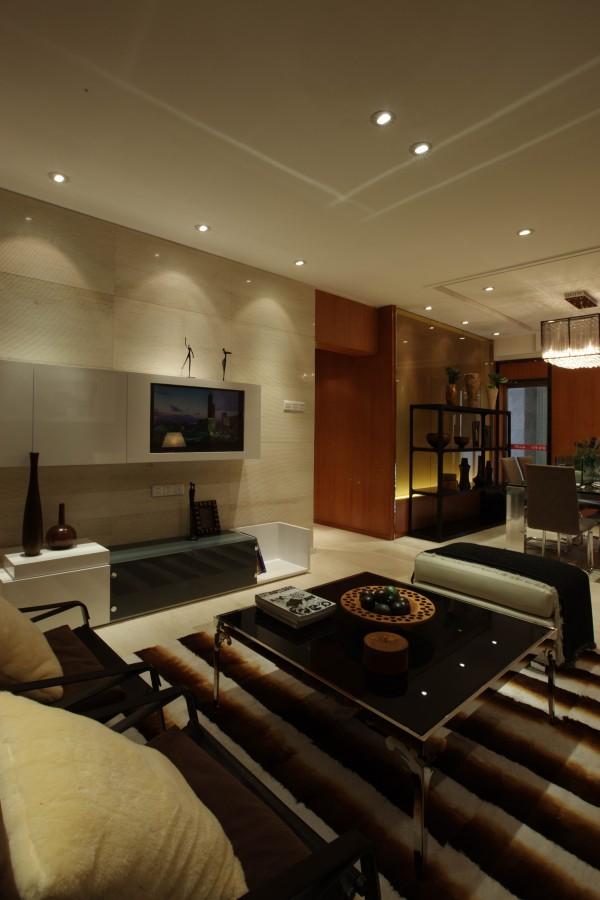 现代简约风格—客厅