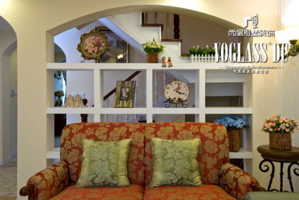 法式乡村风格—花架