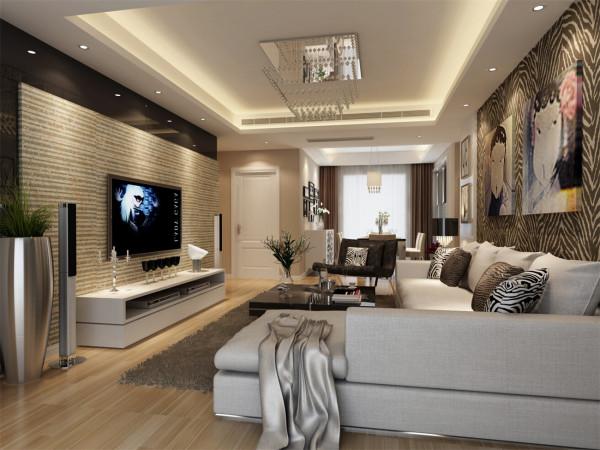 金铭文博水景别墅装修现代风格设计方案展示,上海聚通装潢设计作品,欢迎品鉴