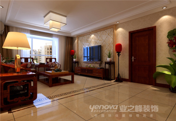 小马花园183平米客厅装修图