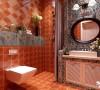 78平旧房改造地中海温情婚房设计