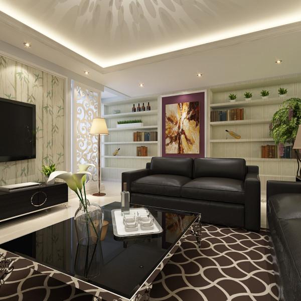客厅整体设计方案