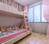 水木丹华现代简约三居室