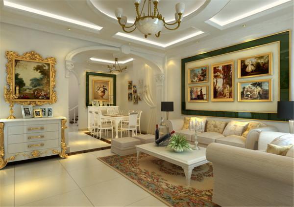 本案户型为叠拼别墅。此案例为三口之家,以现代简约欧式风格为主题,结合客户自身不同年龄阶段及性格生活习惯打造了适合各自的私人空间(卧室),及都能接受的共同生活空间(客厅 餐厅 地下室)。