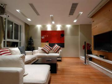 中海国际社区 230平米 现代简约