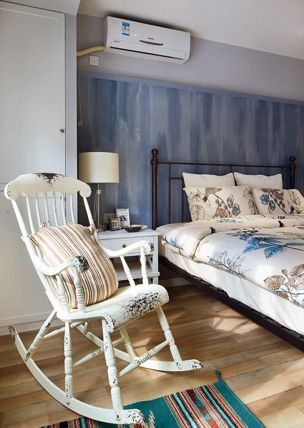 卧室单人椅