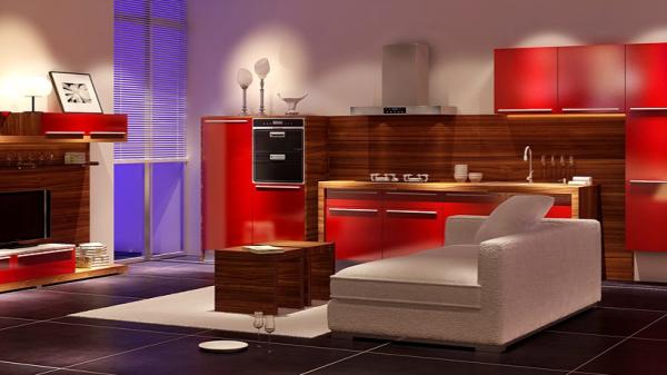 动感空间-厨房