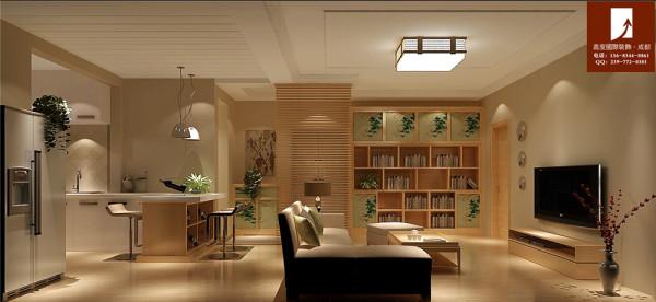 【高清】日式风也能这样美轮美奂 书房